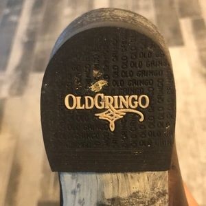 OLD GRINGO LEATHER BOOTS
